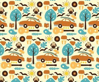Happy Friday Narrative On Fabric by Zoe Drew Fabric Friday New Collections