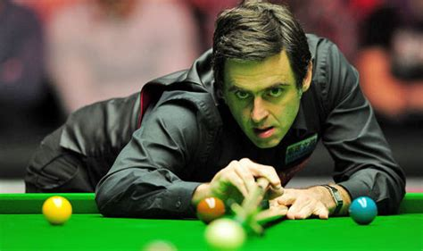 o sullivan ronnie o sullivan gets out of at masters in injury