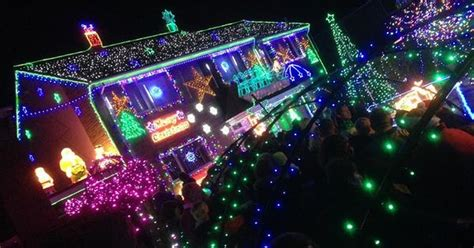 deck the halls your best christmas light displays in