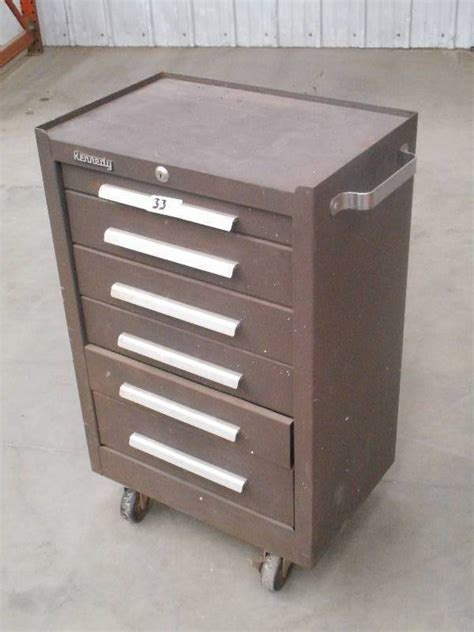 kennedy 6 drawer tool box kennedy 6 drawer rolling tool chest loretto equipment