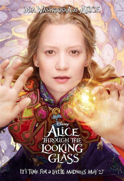 film fantasy disney alice in wonderland 2 teaser trailer