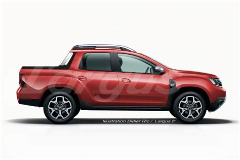 dacia duster oroch le nouveau duster en version pick