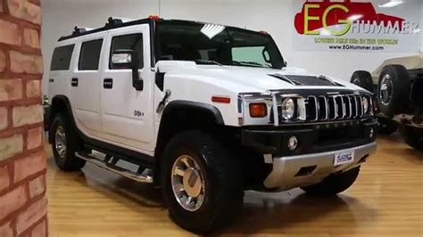 2008 hummer h2 for sale 2008 hummer h2 luxury for sale white sedona low