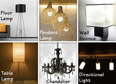 kinds of lighting fixtures home staging tips lighting