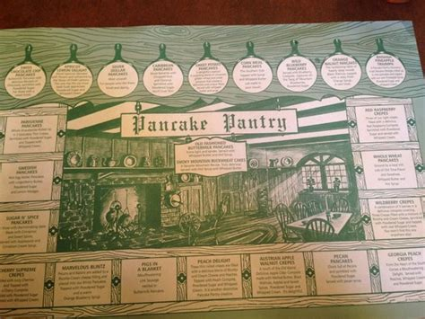 from the inside picture of pancake pantry gatlinburg
