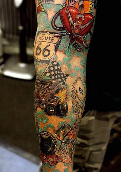 rockabilly tattoos for men 25 best ideas about rod on