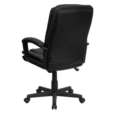 high back swivel chairs high back black leather executive swivel office chair bt