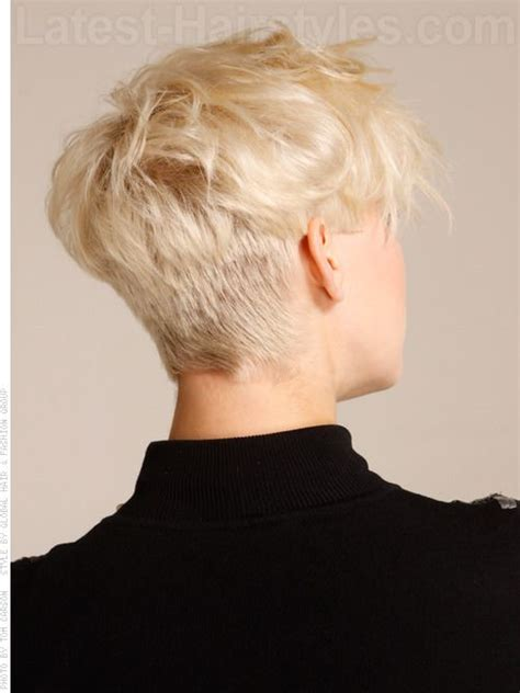 modern madness short hairstyle  thick hairgreat