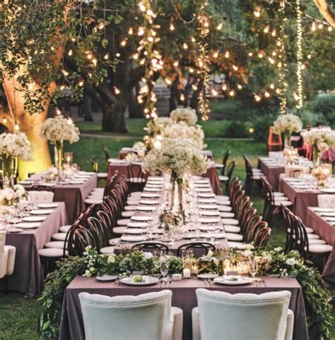 Backyard Wedding The Knot Up To Date Wedding Trends And Info
