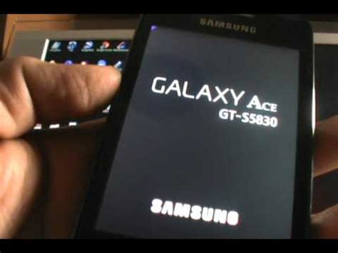 reset samsung ace formatear samsung galaxy ace gt s5830i m c how to save