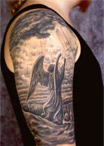 Guardian Half Sleeve Tattoos And Designs Page 207