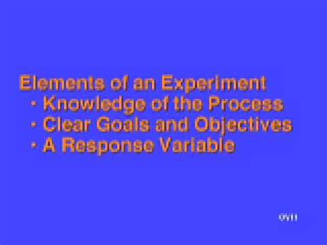 youtube experimental layout philosophy of experimental design youtube