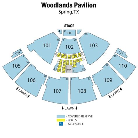 the woodlands pavilion seating chart woodlands pavilion seating chart car interior design