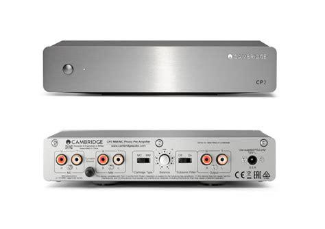 miglior li transistor cambridge audio cp2 prelificatore phono dolfi hi fi firenze vendita e permuta impianti hi