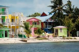 beachfront homes for in belize caye caulker travel information and travel guide