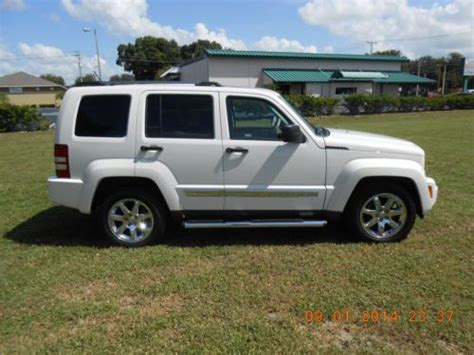 Jeep Liberty 4 Wheel Drive Sell Used 2008 Jeep Liberty 4 Wheel Drive Navigation
