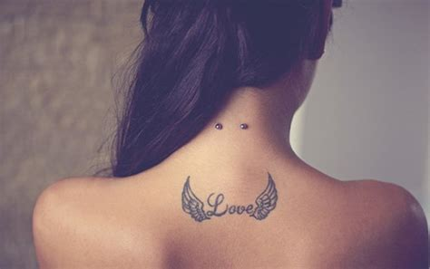 small wing tattoos on back 35 insanely gorgeous wings tattoos designbump