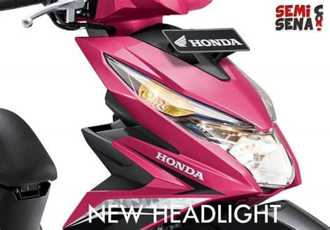 Panel Depan Honda Beat harga honda beat esp 2017 review spesifikasi gambar