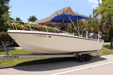 used center console boats naples fl 1990 mako 211 center console 21 foot 1990 mako boat in