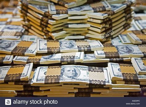 How To Win Money In Las Vegas - las vegas nevada one million dollars in cash on display at the paris stock photo