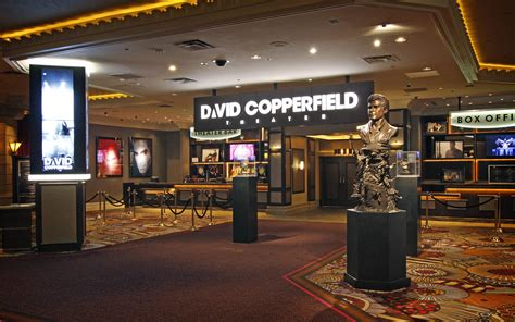 david copperfield theater mgm grand las vegas