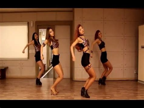 tutorial dance crazy 4minute 4minute quot crazy quot dance cover by twol preview youtube