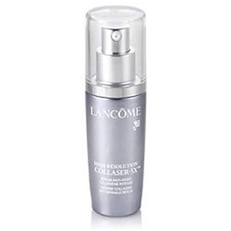 Serum High Collagen Rossa lancome high resolution collaser 5x collagen anti