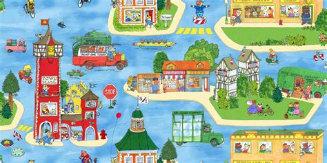 richard scarry s busytown reimagined for the 21st century