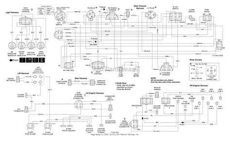 bobcat wiring diagram wiring diagrams schematics