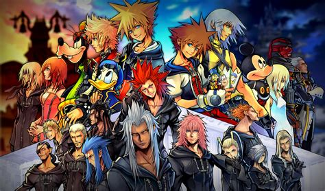 kingdom hearts mobile new kingdom hearts mobile possibly in development