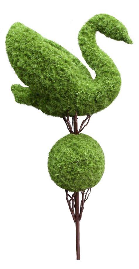 swan topiary animal topiary trees barrango inc