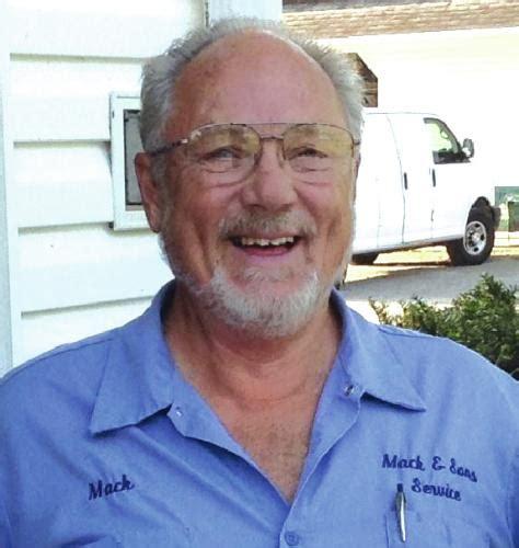 emmel mack obituary oberlin oh oberlin news tribune