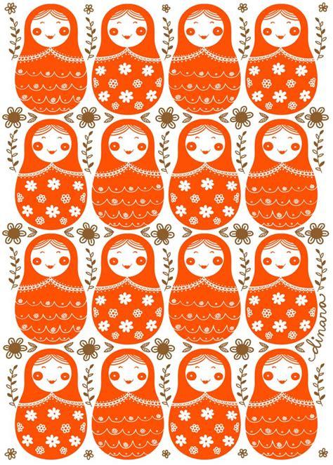 matryoshka pattern pinterest 112 best nesting dolls images on pinterest matryoshka