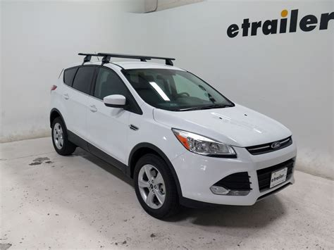 roof rack for ford escape 2017 etrailer