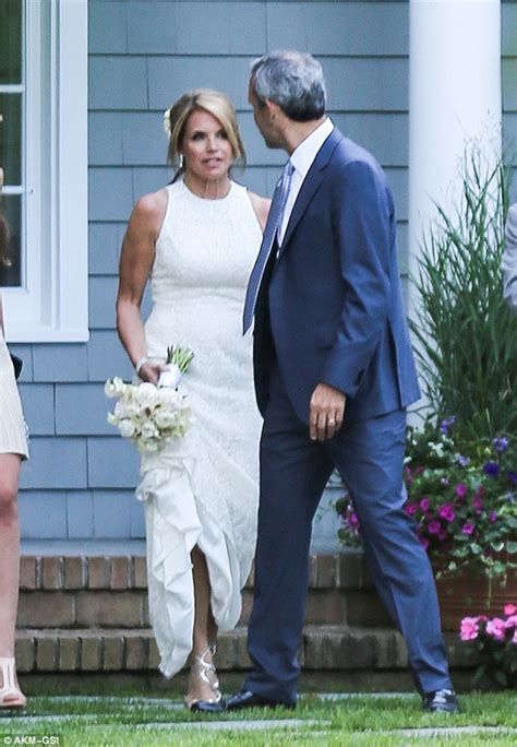 katie couric family pictures katie couric weds fiance john molner in the htons with
