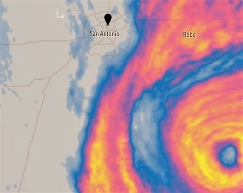 National Weather Service details just how close S.A. came