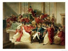 coup d etat of 18 brumaire november 10th 1799 giclee