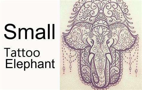 small elephant tattoo designs small elephant ideas