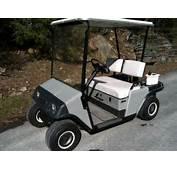 Golf Cart Museum EZGO Marathon 1986 94 Custom Bodies  GolfCarCatalog