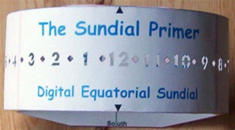 equatorial sundial template images for sundial paper image search results