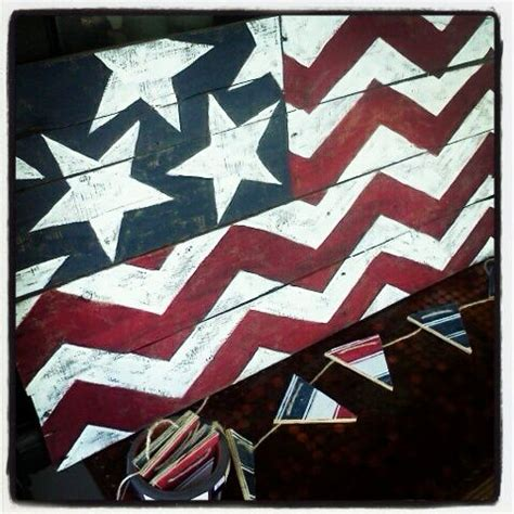 35 Best Patriotic Woodcraft Patterns Images On Pinterest Garden Art Yard Art And Boutique Bows Template For Pallet Flag