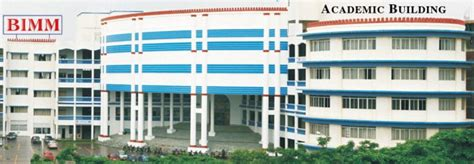 Mba In Environmental Management In Pune by Balaji Institute Of Modern Management Pune Bimm Pune Mba