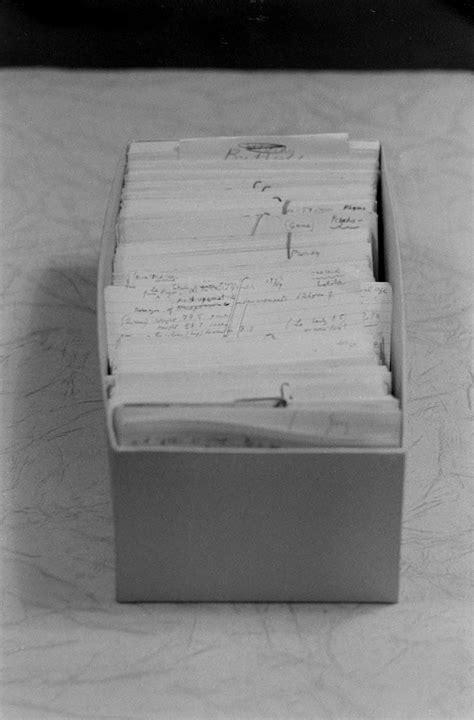 Nabokov's cards   William Landay