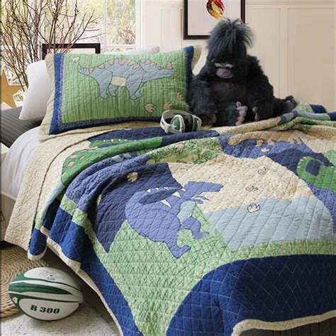 Dinosaurs Bedding Sets Colorful Mart Dinosaur Era Beige Dinosaur Bedding Set