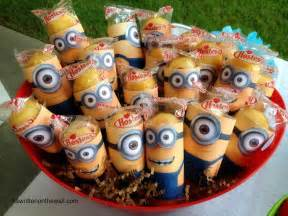 it s written on the wall despicable me minions birthday