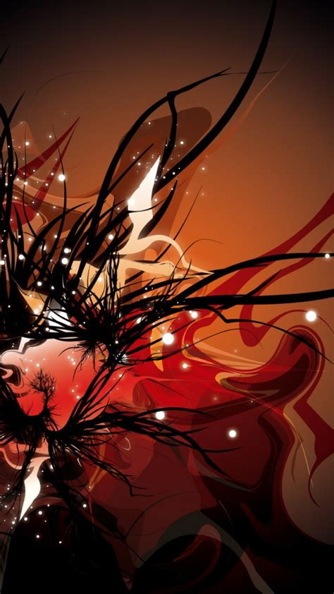 wallpaper anime 540 x 960 abstract colors multicolor wallpaper 540x960 wallpaper
