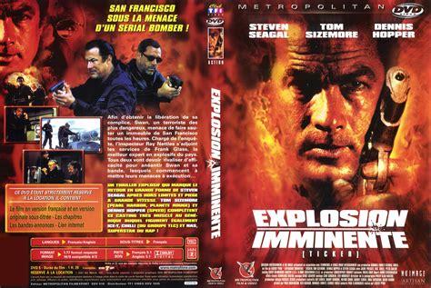 film streaming nouveauté jaquette dvd de explosion imminente v2 cin 233 ma passion