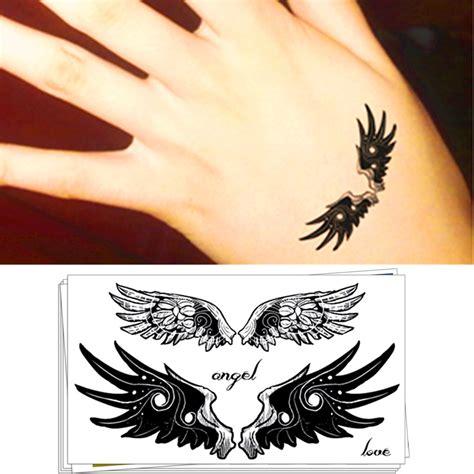 tattoo bulu burung online buy grosir burung sayap tato from china burung