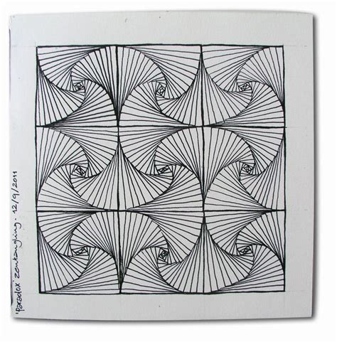zentangle pattern guide 49 best zentangle images on pinterest doodles zentangle