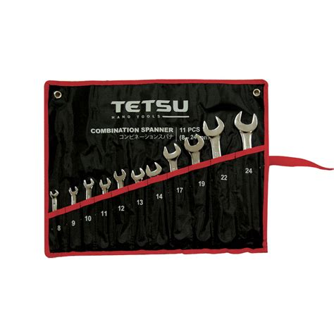 14 Pcs Kunci Ring Pas 14pcs Combination Wrench 8 32 8 32 Set Tekiro tetsu combination spanner wrench kunci pas 2 kepala kombinasi 1 set 11 pcs niagamas